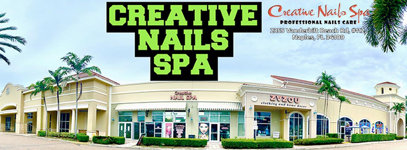 Creative Nails Spa | Nail salon 34109 | Near me Naples, FL